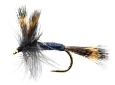 Gray wulff Dry Flies